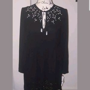 French connection shirt dress nwt size 0 slight d